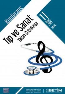 Tıp ve Sanat afiş
